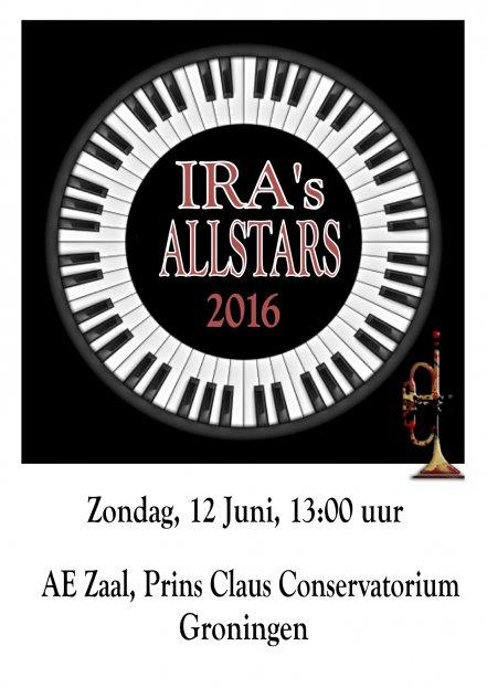 Ira's Allstars 2016!